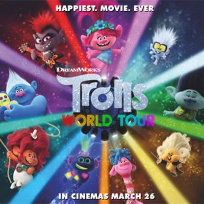 دانلود موسیقی متن فیلم Trolls World Tour