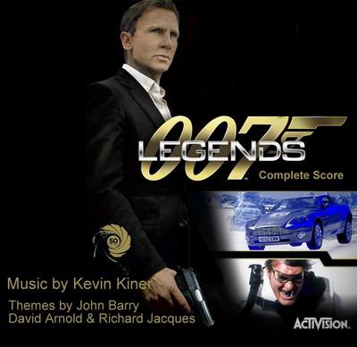 دانلود موسیقی متن بازی 007 Legends