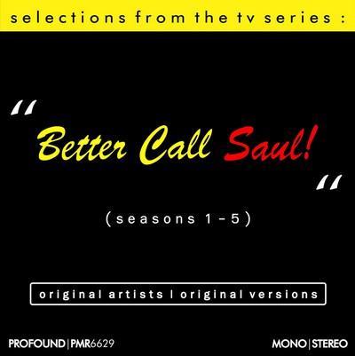 دانلود موسیقی متن سریال Better Call Saul: Season 1-5