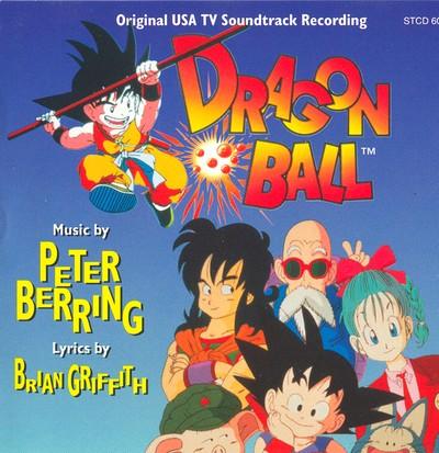 دانلود موسیقی متن سریال Dragon Ball (USA Edition)