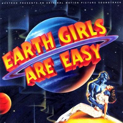 دانلود موسیقی متن فیلم Earth Girls Are Easy