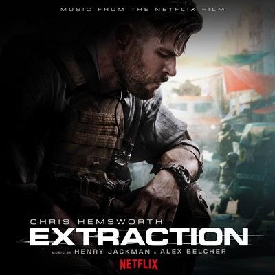 دانلود موسیقی متن فیلم Extraction