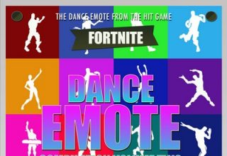 دانلود موسیقی متن بازی Fortnite Battle Royale: Dance Emote Compilation 2