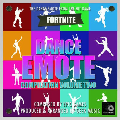 دانلود موسیقی متن بازی Fortnite Battle Royale: Dance Emote Compilation 2
