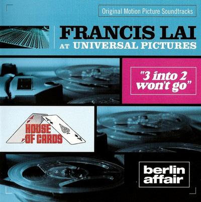 دانلود موسیقی متن فیلم Francis Lai at Universal Pictures
