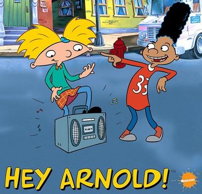 دانلود موسیقی متن سریال Hey Arnold!