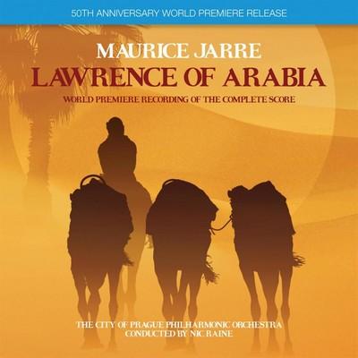 دانلود موسیقی متن فیلم Lawrence of Arabia