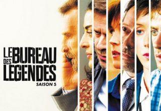 دانلود موسیقی متن سریال Le bureau des légendes: Saison 5