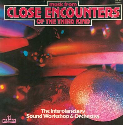 دانلود موسیقی متن فیلم Music from Close Encounters Of The Third Kind