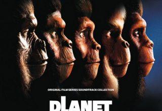 دانلود موسیقی متن فیلم Planet of the Apes