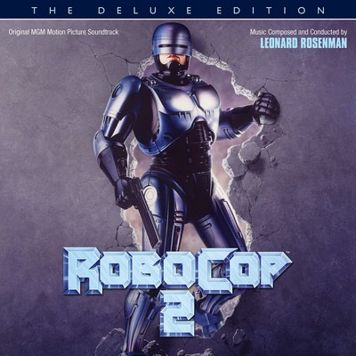 دانلود موسیقی متن فیلم RoboCop 2