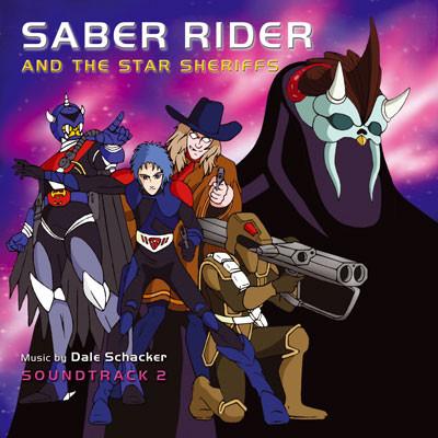 دانلود موسیقی متن انیمه Saber Rider and the Star Sheriffs 1-2