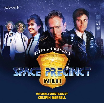 دانلود موسیقی متن سریال Space Precinct