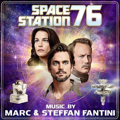 دانلود موسیقی متن فیلم Space Station 76