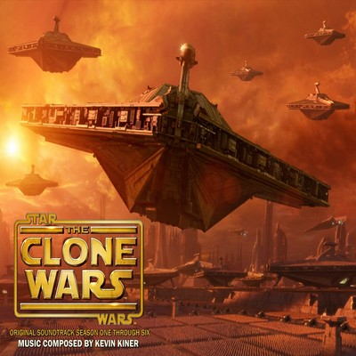 دانلود موسیقی متن سریال Star Wars: The Clone Wars
