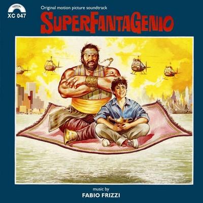 دانلود موسیقی متن فیلم Superfantagenio