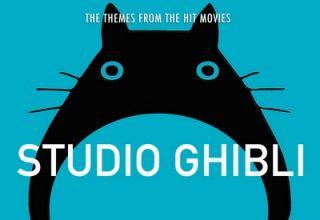 دانلود موسیقی متن انیمه Studio Ghibli