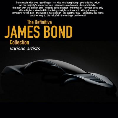 دانلود موسیقی متن فیلم The Definitive James Bond Collection