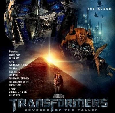 دانلود موسیقی متن فیلم Transformers: Revenge of the Fallen