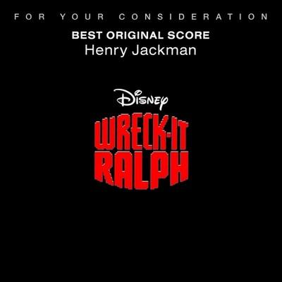 دانلود موسیقی متن فیلم Wreck-It Ralph