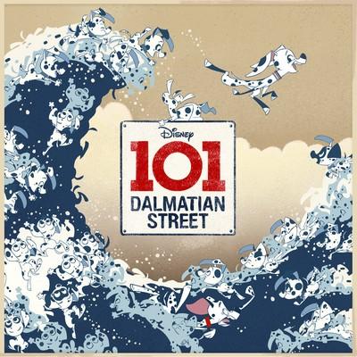 دانلود موسیقی متن سریال 101 Dalmatian Street