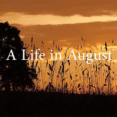 دانلود موسیقی متن فیلم A Life in August