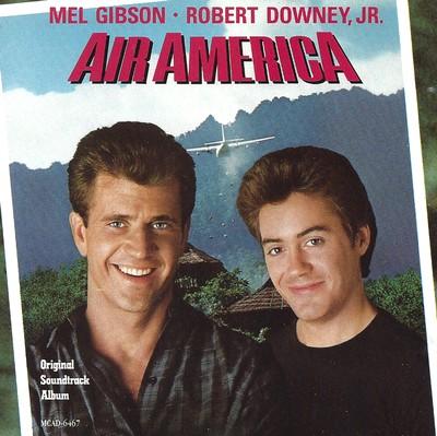 دانلود موسیقی متن فیلم Air America