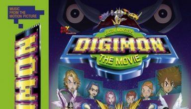 دانلود موسیقی متن انیمه Digimon: The Movie