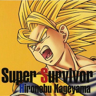 دانلود موسیقی متن انیمه Dragon Ball Sparking! Meteor : Super Survivor