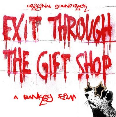 دانلود موسیقی متن غیر رسمی فیلم Exit Through The Gift Shop