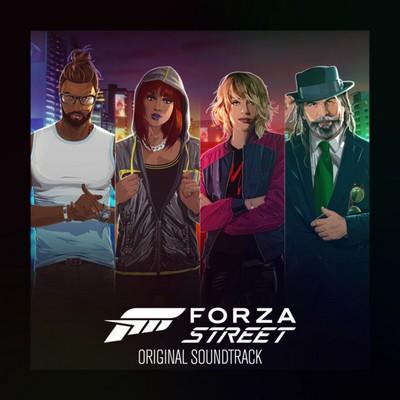 دانلود موسیقی متن بازی Forza Street