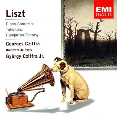 دانلود موسیقی متن فیلم Franz Liszt – Piano Concertos Nos 1 & 2 – Totentanz / Hungarian Fantasy