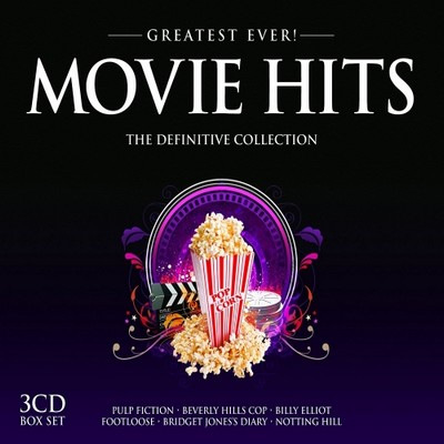 دانلود موسیقی متن فیلم Greatest Ever! Movie Hits: The Definitive Collection