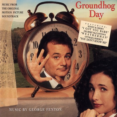 دانلود موسیقی متن فیلم Groundhog Day
