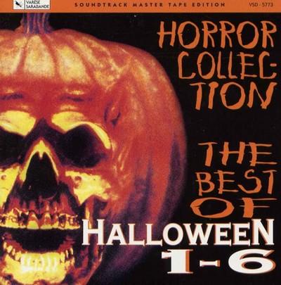دانلود موسیقی متن فیلم Horror Collection: The Best Of Halloween 1-6