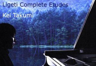 دانلود موسیقی متن فیلم Ligeti: Complete Etudes