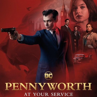 دانلود موسیقی متن سریال Pennyworth: Season 1