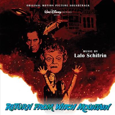 دانلود موسیقی متن فیلم Return From Witch Mountain