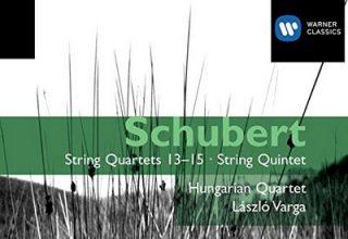 دانلود موسیقی متن فیلم Schubert: String Quartets 13-15; String Quintet
