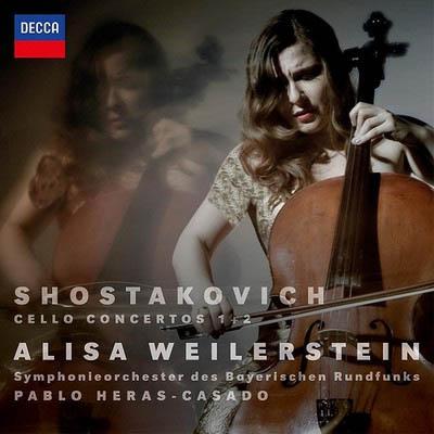 دانلود موسیقی متن فیلم Shostakovich: Cello Concertos Nos. 1 & 2
