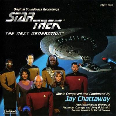 دانلود موسیقی متن سریال Star Trek: The Next Generation Volume 1-4