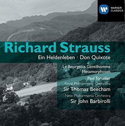 دانلود موسیقی متن فیلم Strauss: Ein Heldenleben, Don Quixote
