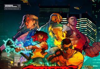 دانلود موسیقی متن بازی Streets of Rage 4