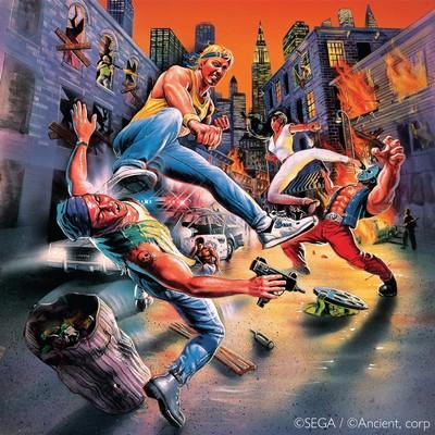 دانلود موسیقی متن بازی Streets of Rage 1-2
