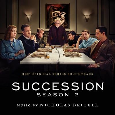 دانلود موسیقی متن فیلم Succession: Season 2