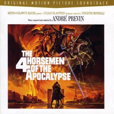 دانلود موسیقی متن فیلم The 4 Horsemen of the Apocalypse