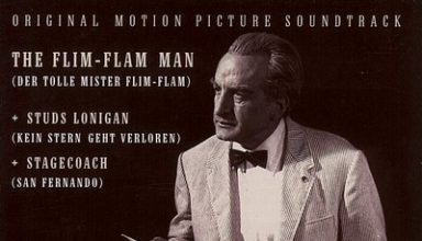 دانلود موسیقی متن فیلم The Flim-Flam Man / Studs Lonigan / Stagecoach