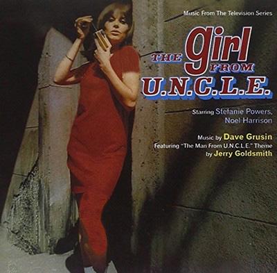 دانلود موسیقی متن فیلم The Girl From U.N.C.L.E