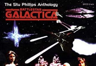 دانلود موسیقی متن سریال The Stu Phillips Anthology: Battlestar Galactica