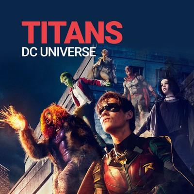 دانلود موسیقی متن سریال Titans